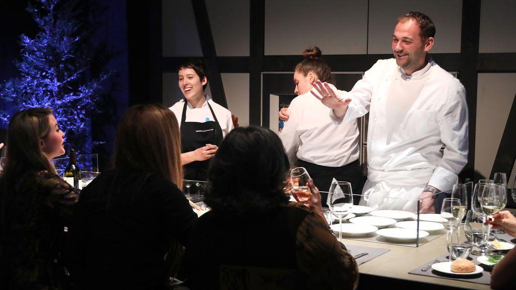 'Eleven Madison Park', el restaurante de tres estrellas Míchelin que se vuelve vegano