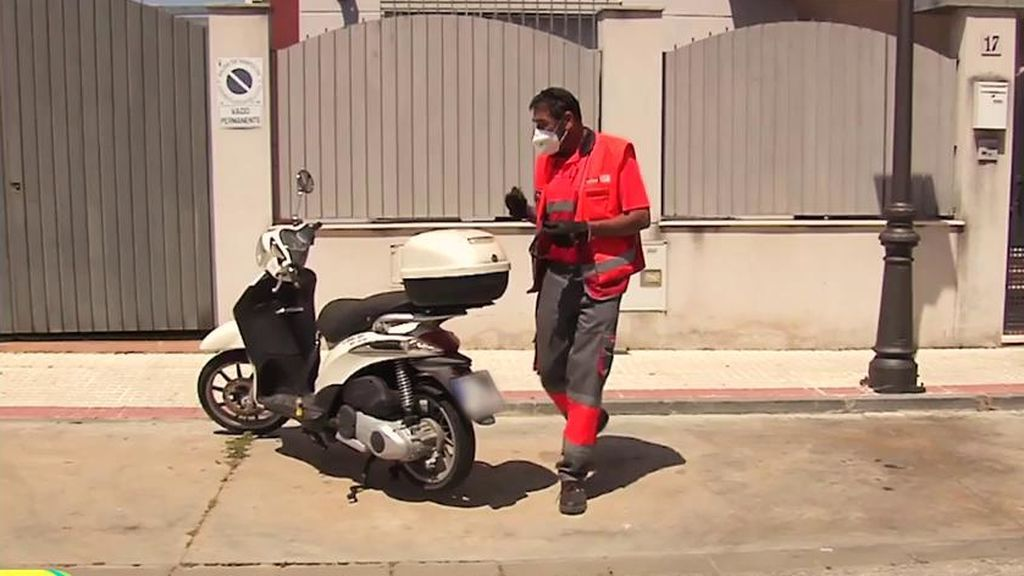 El seguro retira la moto de casa de Kiko Rivera