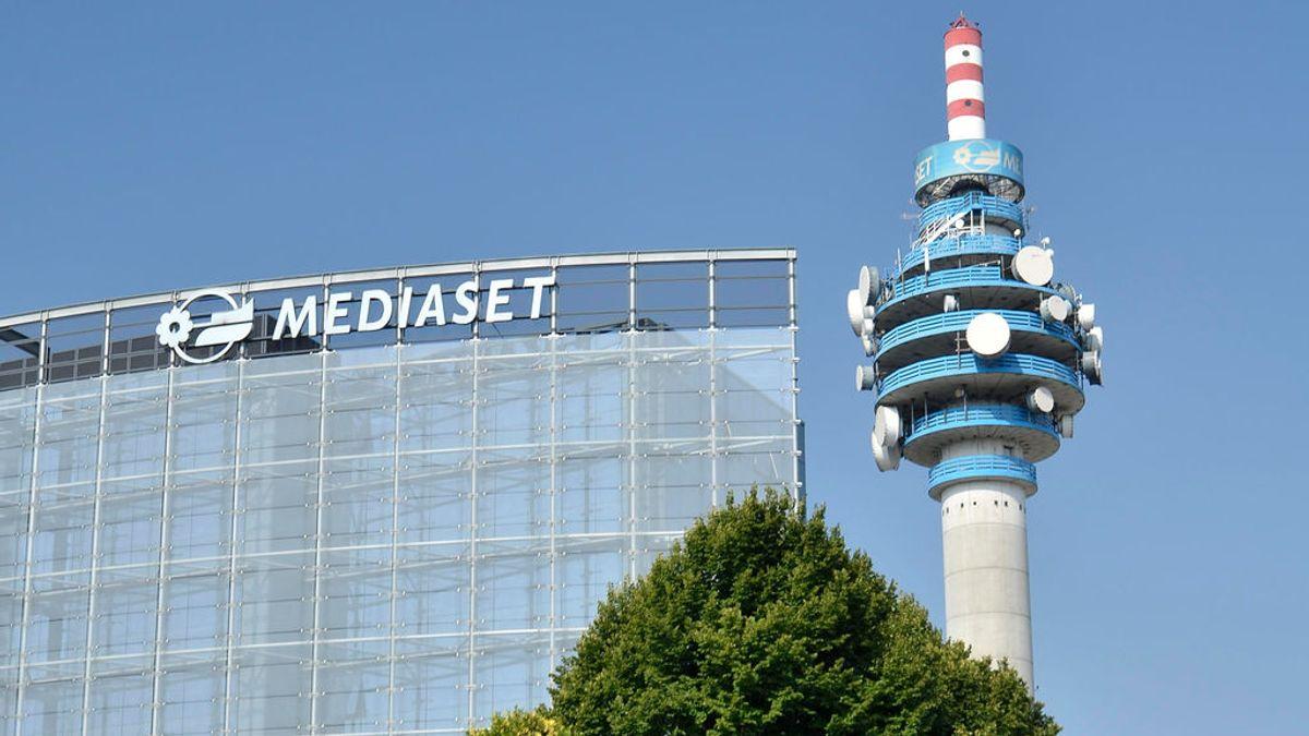 Sede de Mediaset en Milán