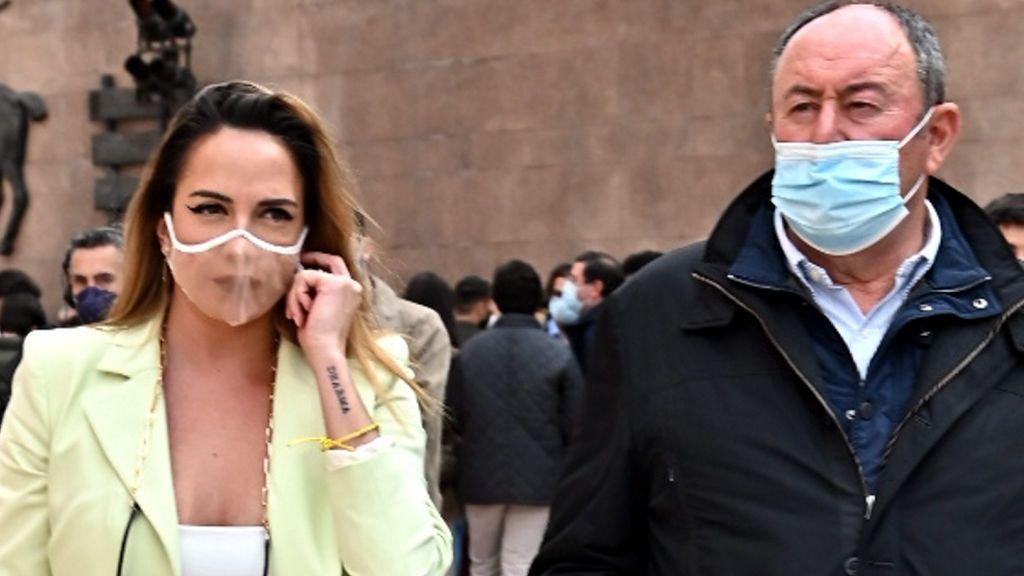 Samira Jalil (MyHyV), pillada con Luis Miguel Rodríguez 'El Chatarrero'