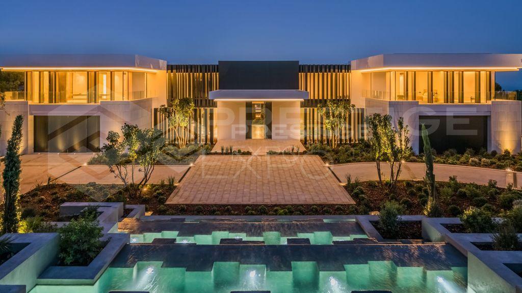 Vendida en Marbella, por 32 millones de euros, la mansión mejor valorada de Europa