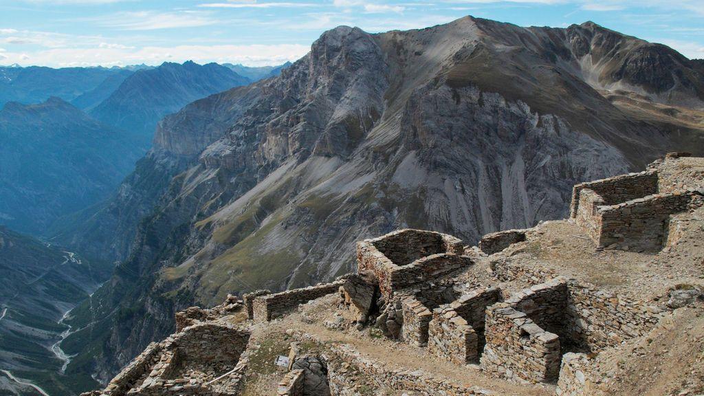 El deshielo revela objetos y cuerpos de soldados de la Primera Guerra Mundial en los Alpes italianos