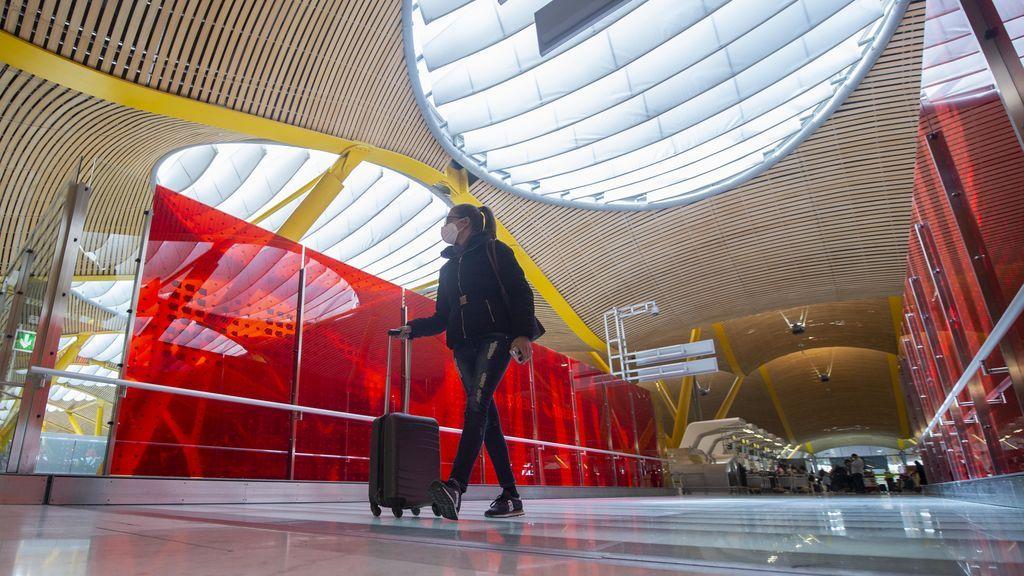 El Gobierno prorroga hasta el 25 de mayo la suspensión de vuelos desde Brasil y Sudáfrica