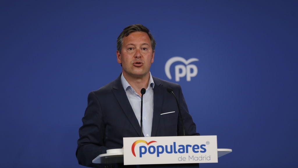"""El optimismo se dispara en Génova: """"Muchos tabernarios han votado a Ayuso mal que le pese al señor Tezanos"""""""