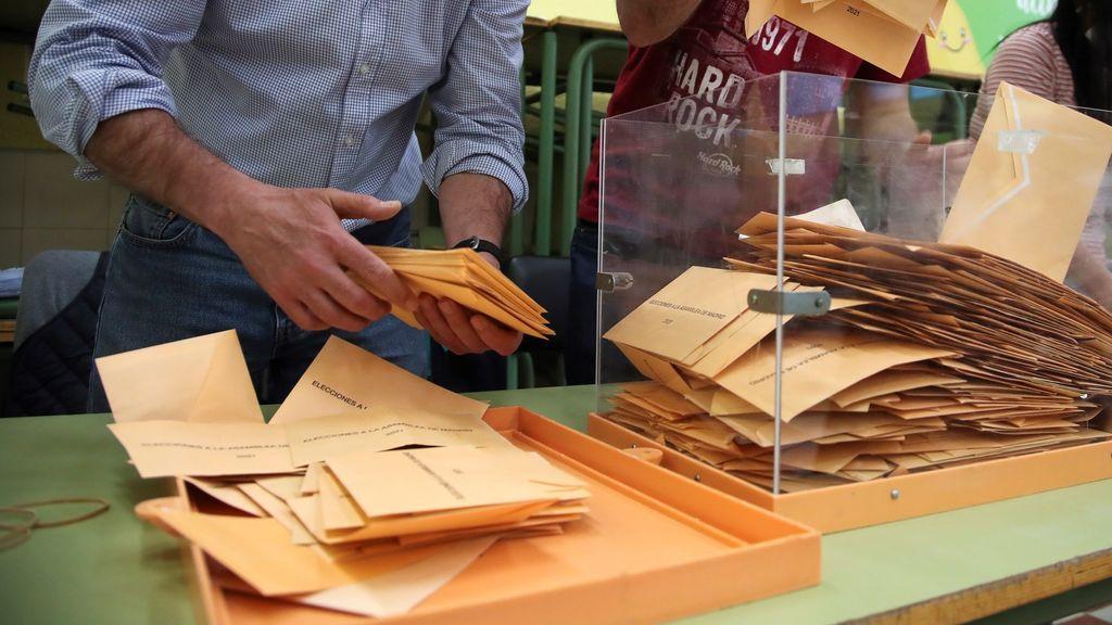¿Quién ha ganado en Vallecas en las elecciones del 4M?