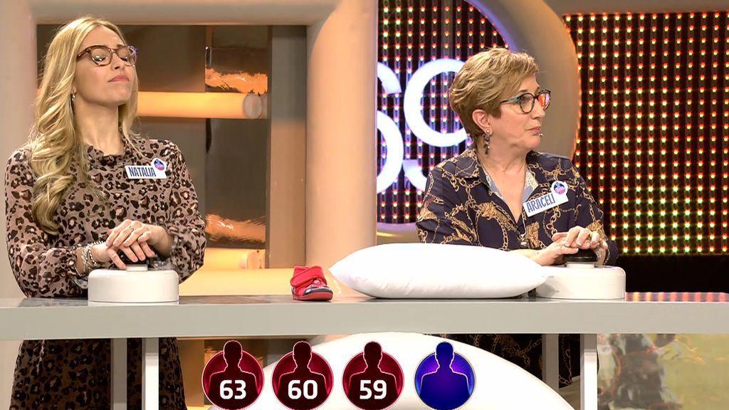A Natalia y Araceli no les llega el premio viajar con Dani