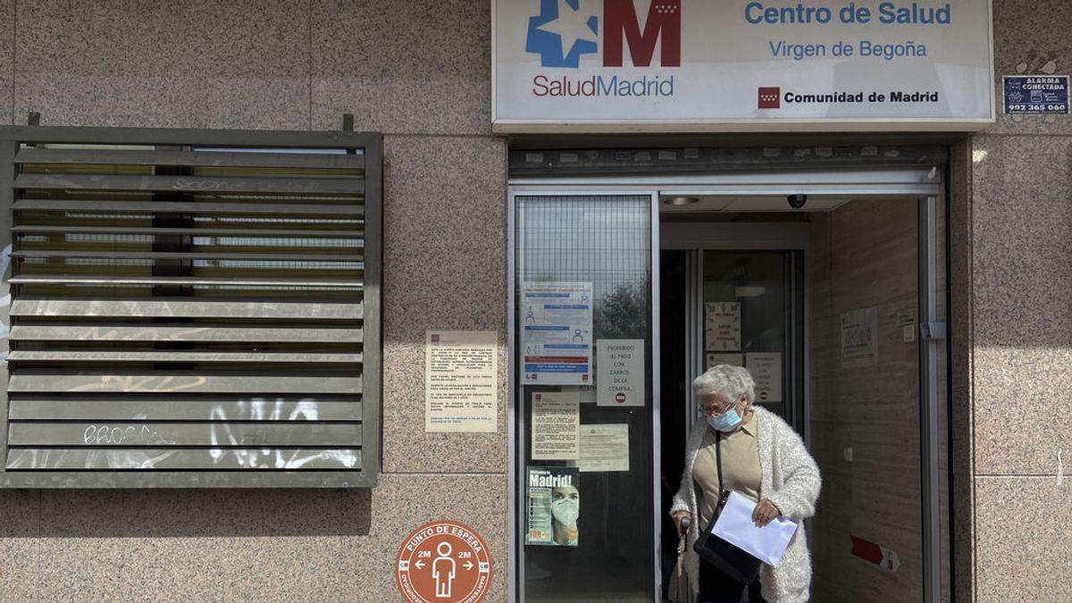 Madrid registra 1.872 casos mientras los hospitalizados bajan