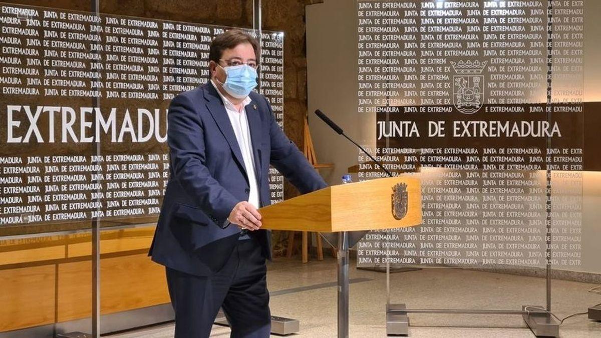 Extremadura levantará este viernes su cierre perimetral