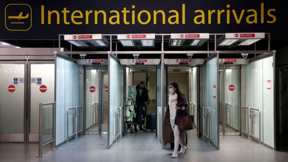 Retenida en un centro de inmigración de Londres una valenciana que llegaba a Reino Unido para trabajar