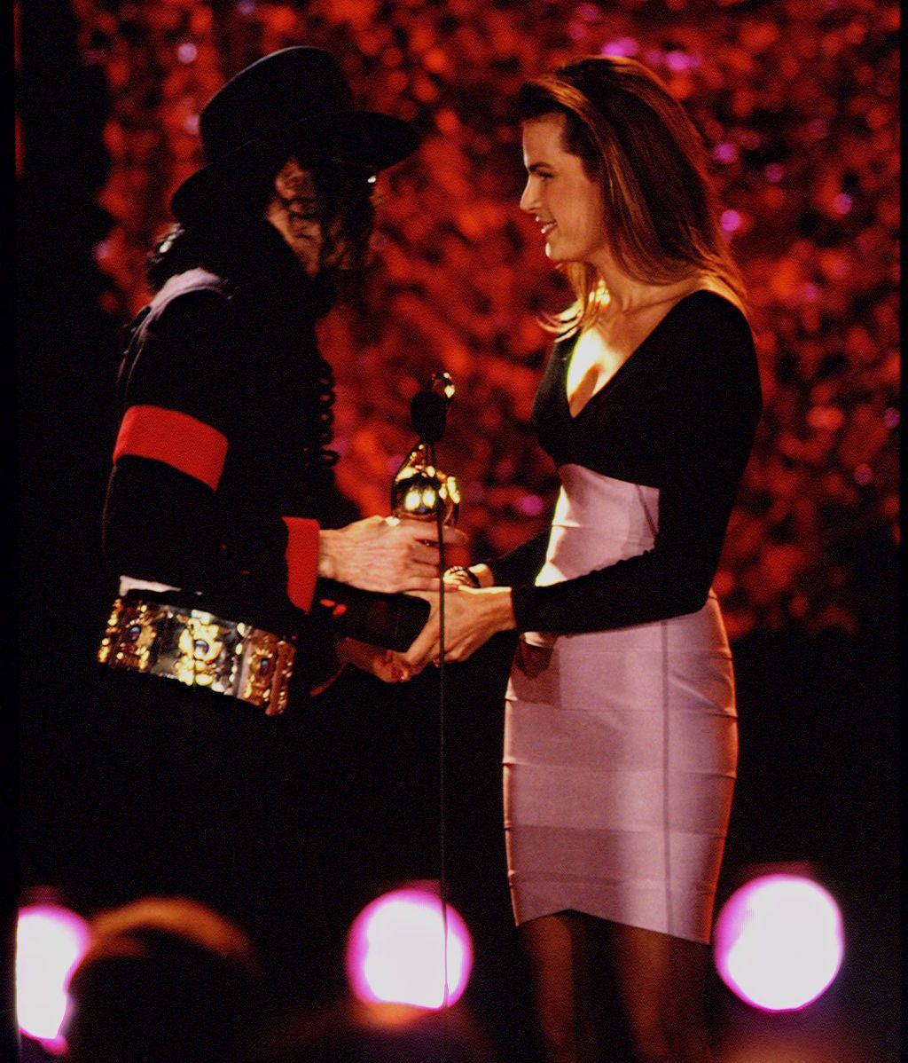 Michael Jackson y Estefanía de Mónaco