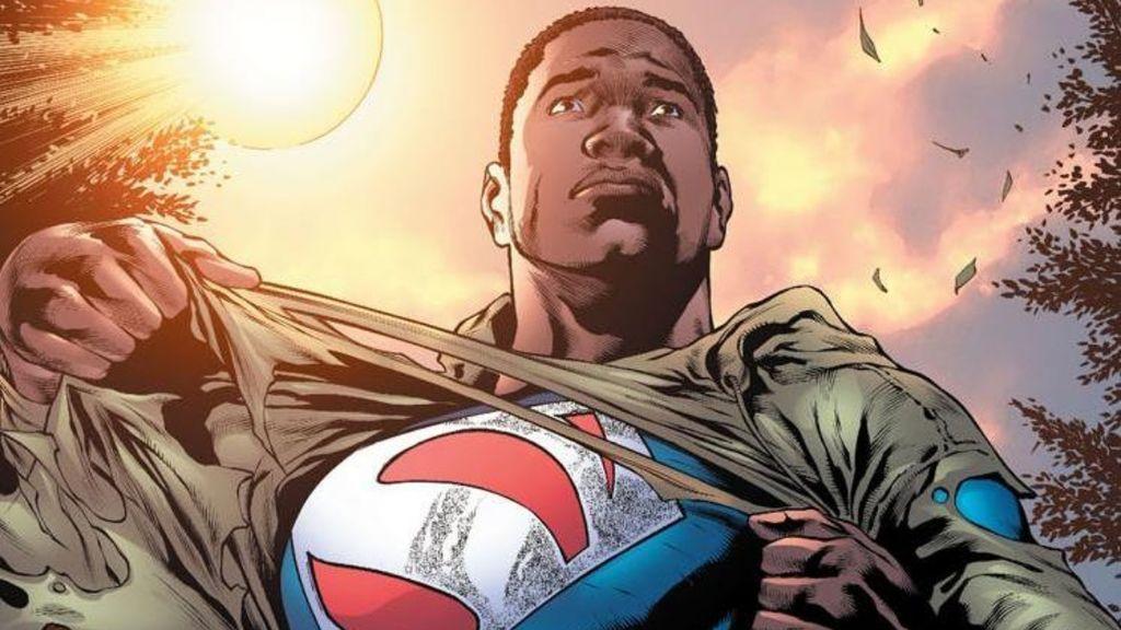 Calvin Ellis, una de las versiones de un Superman negro