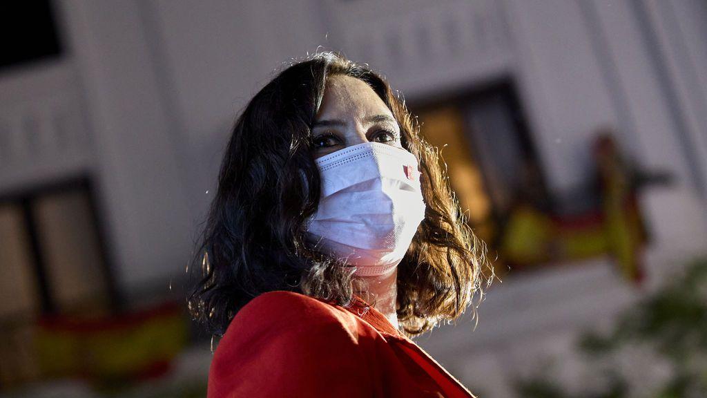 """Isabel Díaz Ayuso, """"prudente"""" tras la resaca de su victoria: """"Soy consciente de que tengo mucho voto prestado"""""""