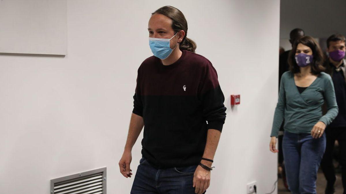 Estrella de la tele o profesor universitario, Pablo Iglesias decide su futuro fuera de la política