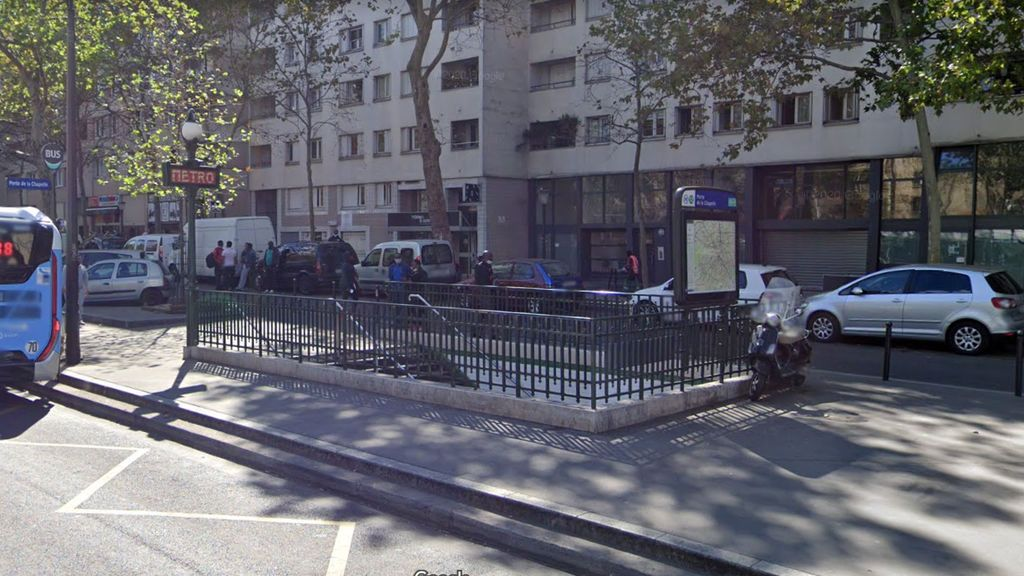 Expulsan a un ciudadano español de Francia tras arrojar a una mujer por las escaleras del metro