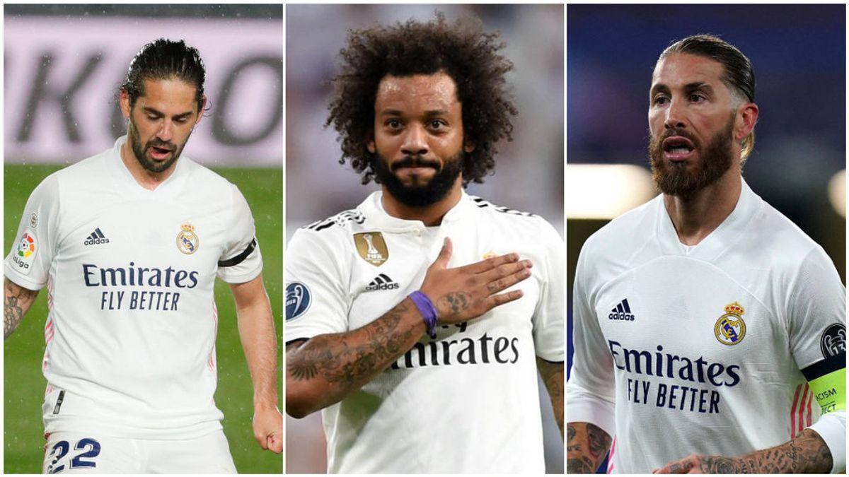 El adiós a una generación de campeones: Isco, Marcelo, Ramos o Varane, con posibilidades de salir