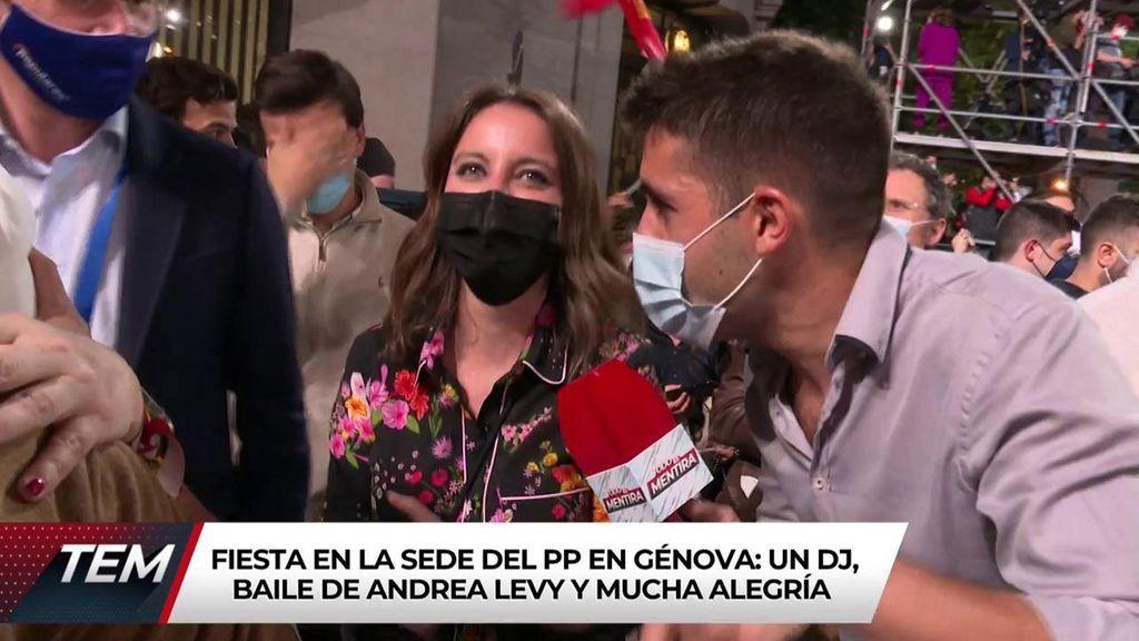 Lo que nadie vio de la noche electoral en Madrid Todo es mentira 2021 Programa 584