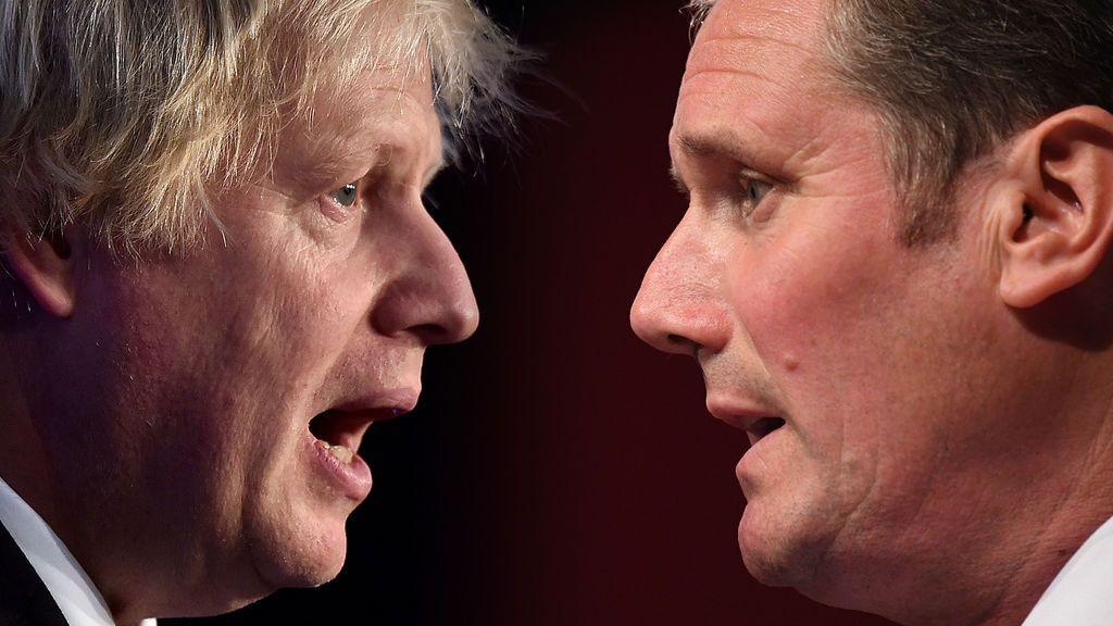 Todo lo que vota Reino Unido este 'superjueves', un test electoral de la gestión de Johnson