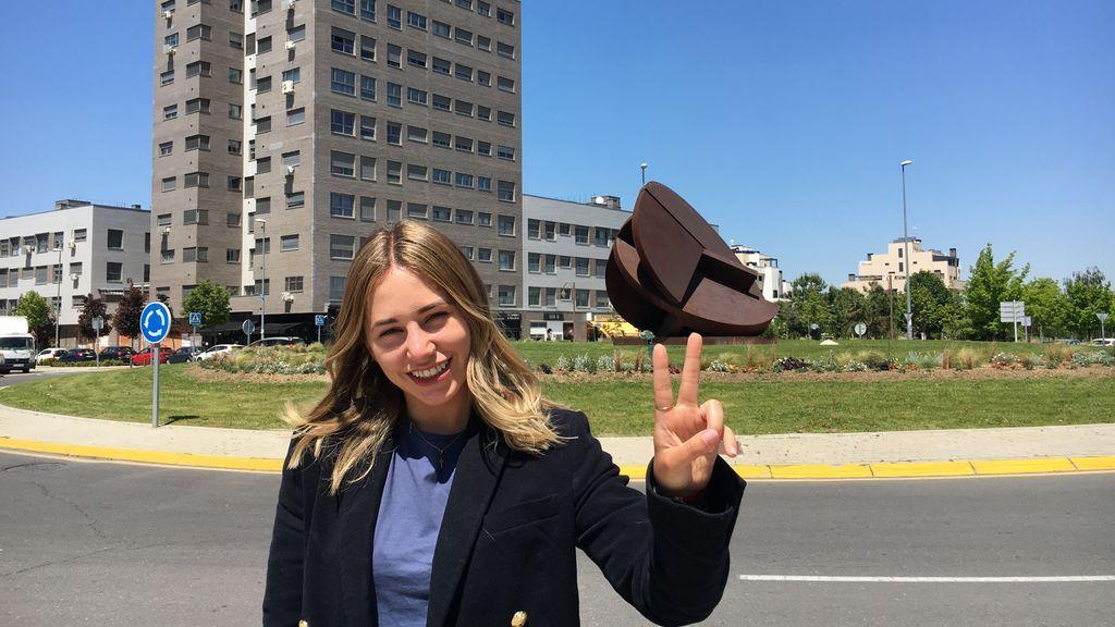Noelia Núñez, presidenta del PP de Fuenlabrada