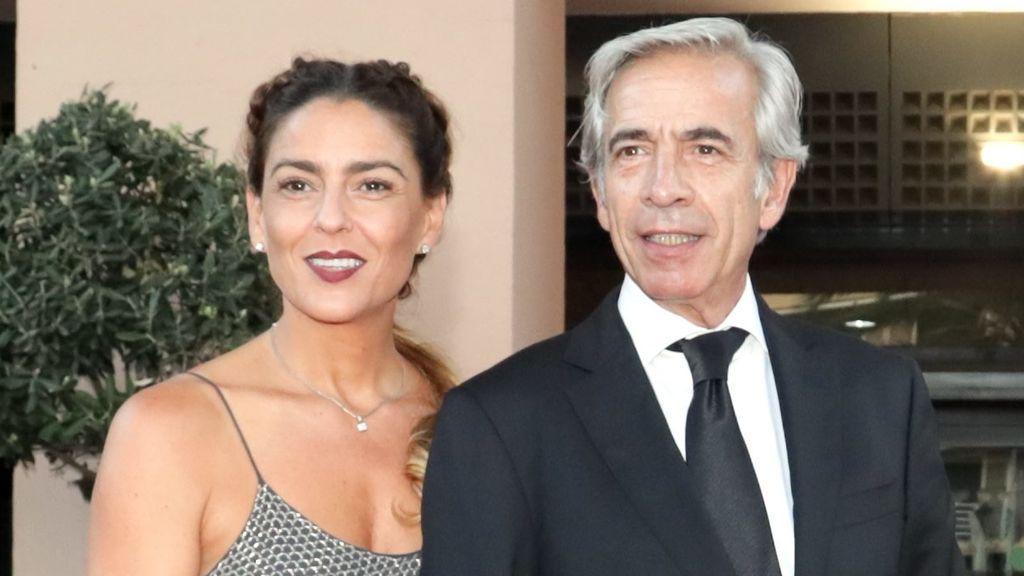 Imanol Arias e Irene Meritxell rompen tras once años juntos