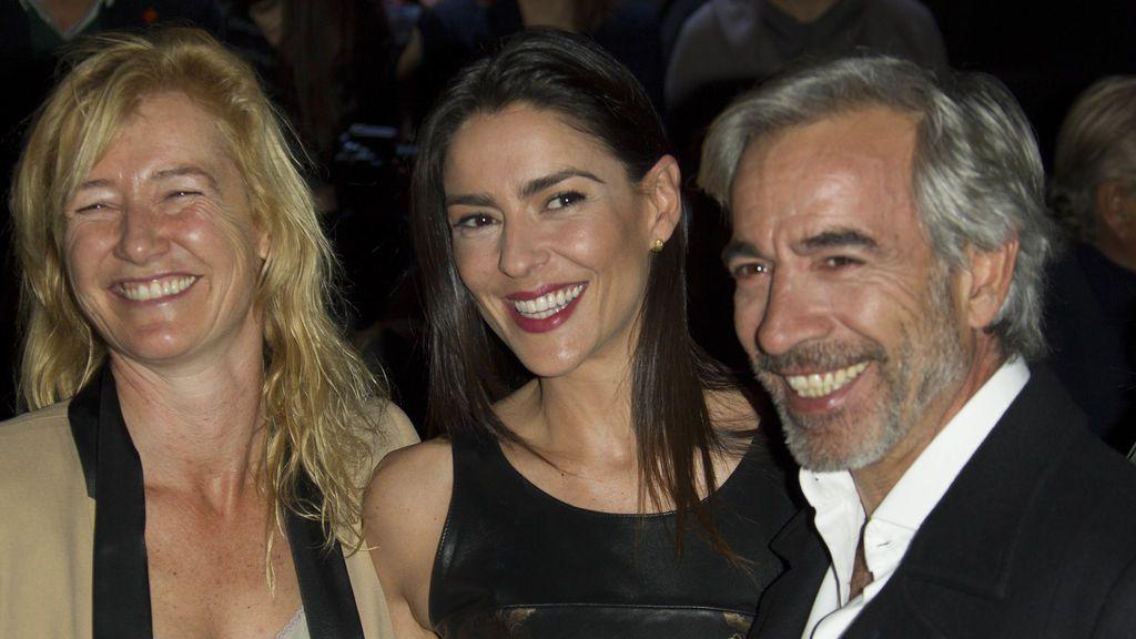 Ana Duato, Irene Meritxell e Imanol Arias