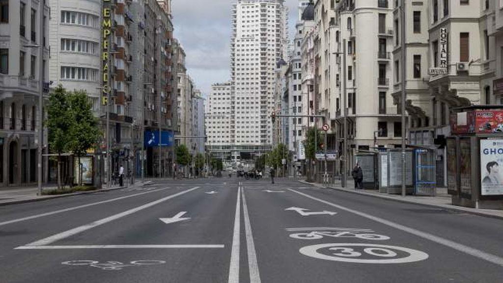 El 11 de mayo, todos a 30 km/h: ese será el límite de velocidad en la mayoría de las calles españolas