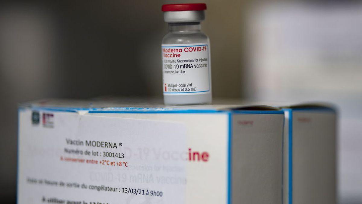 """Moderna trabaja en su vacuna multivalente contra las variantes del covid: """"Una dosis contra cuatro virus"""""""