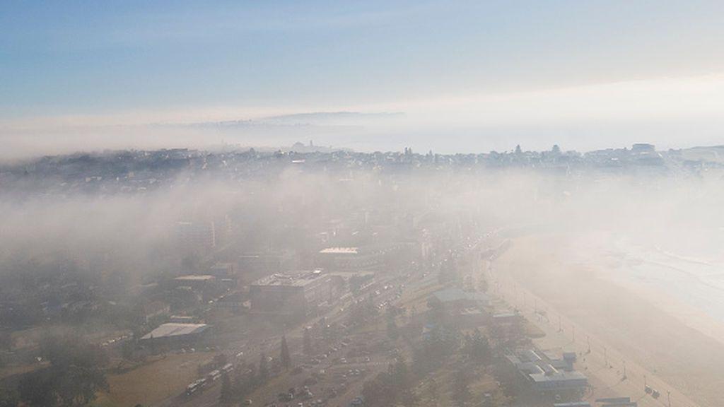 El humo envuelve Sídney, pero esta vez es humo 'bueno': ¿de dónde sale?