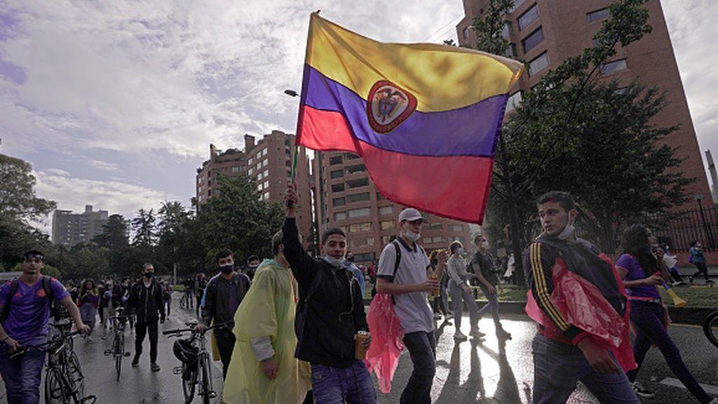 Duque anuncia la creación de una mesa de diálogo tras siete días de protestas en Colombia