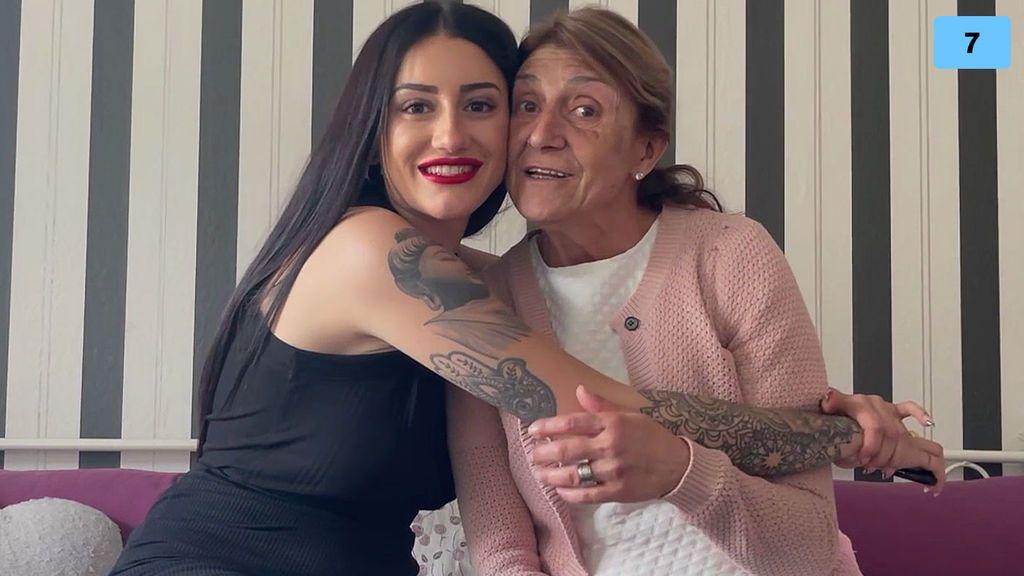 Fati Vázquez nos presenta a su madre y opina de la relación de su hija con Tobbalink y Alexis (1/2)