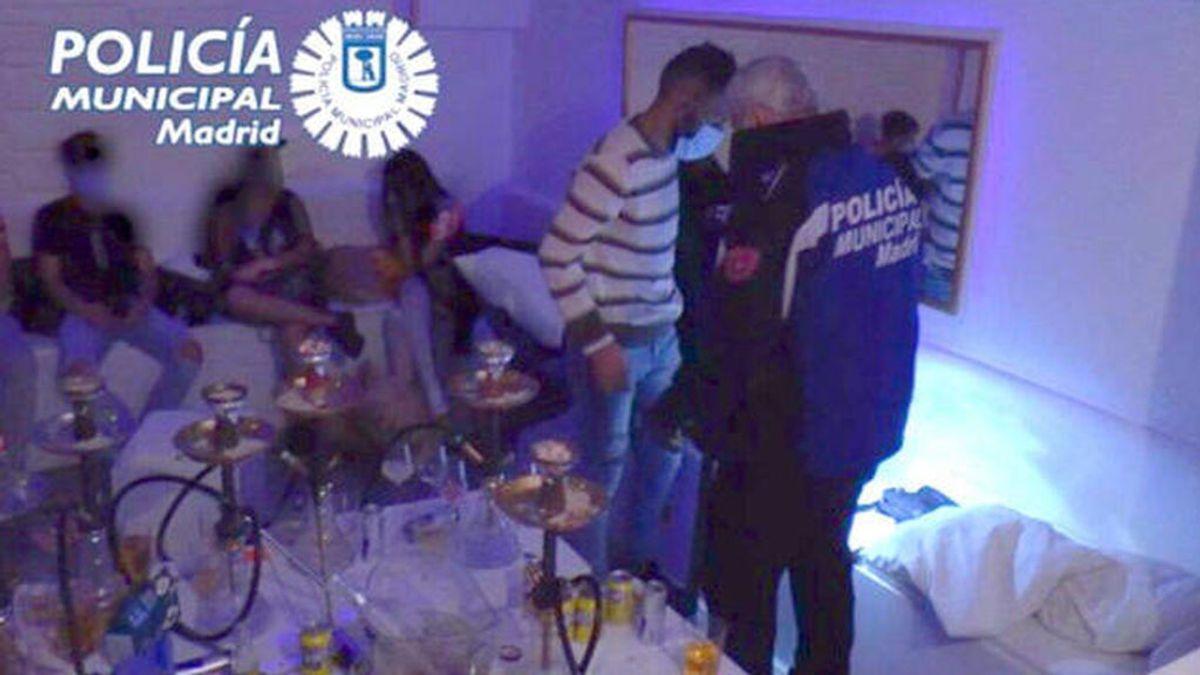 Desmanteladas medio millar de fiestas ilegales en domicilios de Madrid en los últimos cinco días