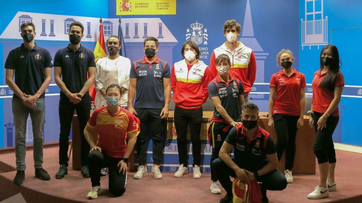 España vacunará a la delegación olímpica y paralímpica que participarán en Tokio