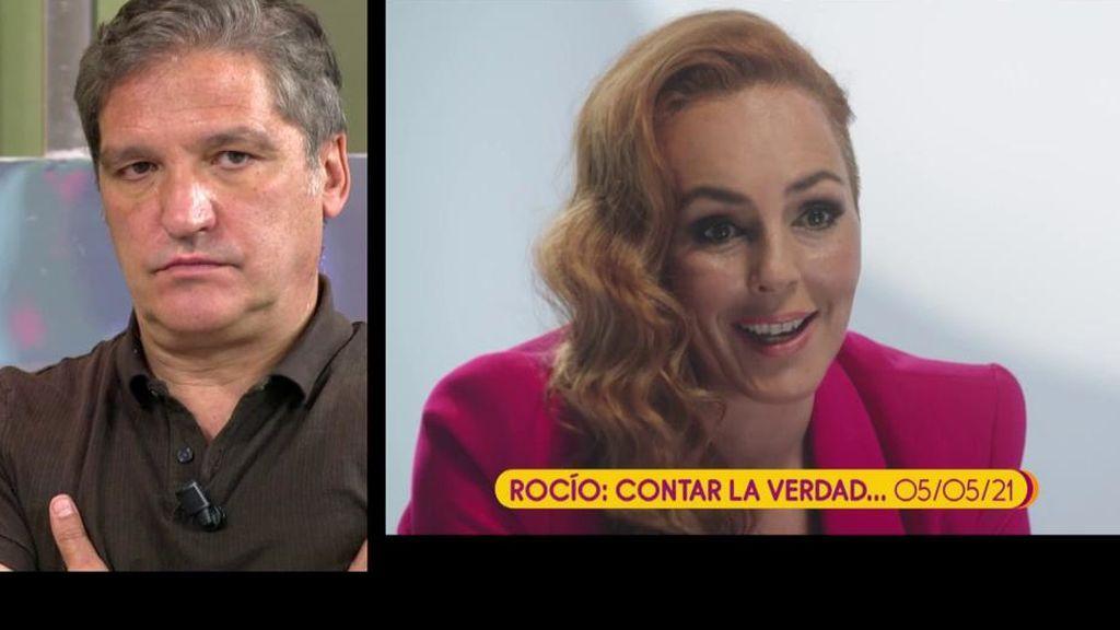 """Gustavo González responde a las acusaciones de Rocío Carrasco: """"La información estaba tergiversada, me siento manipulado y engañado"""""""