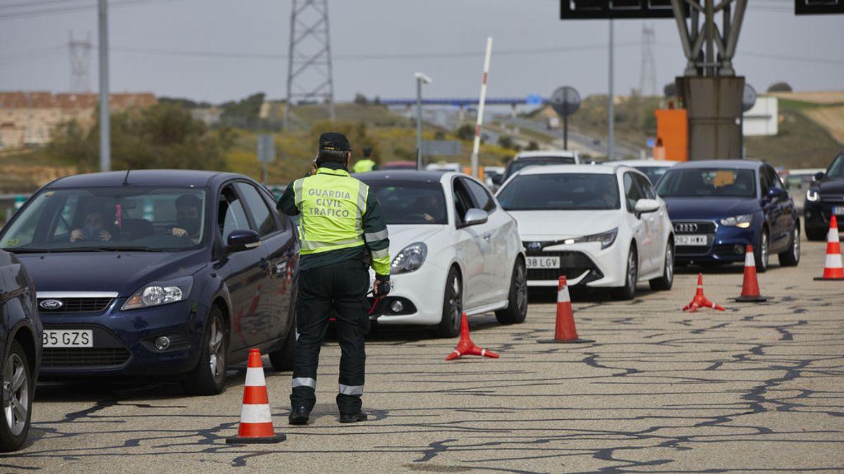 Ni dispositivo especial, ni grandes movilizaciones: el 9-M será como el año pasado en las carreteras