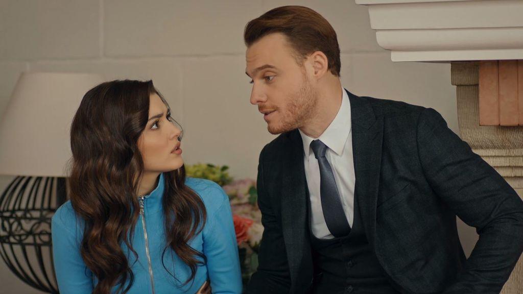 La boda de Eda y Serkan comienza a traer problemas