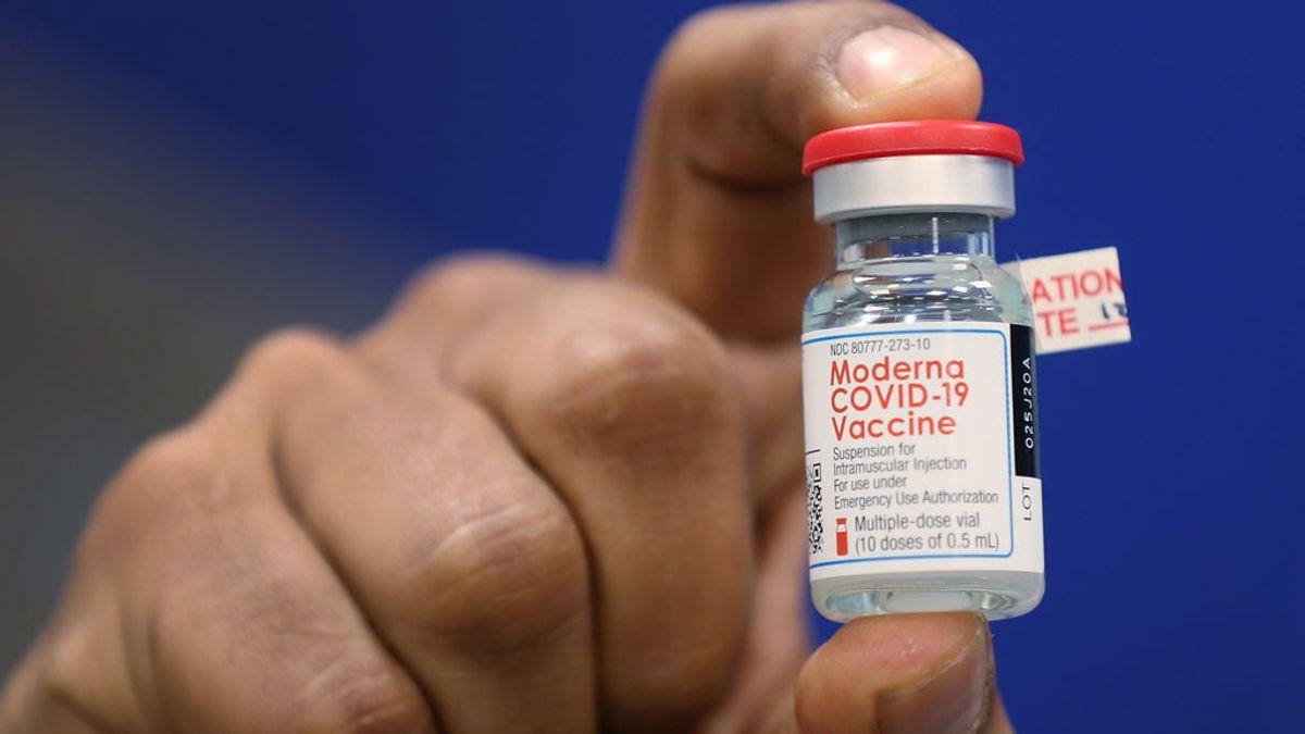 Moderna anuncia que su nueva versión de vacuna protege contra las variantes de Sudáfrica y Brasil
