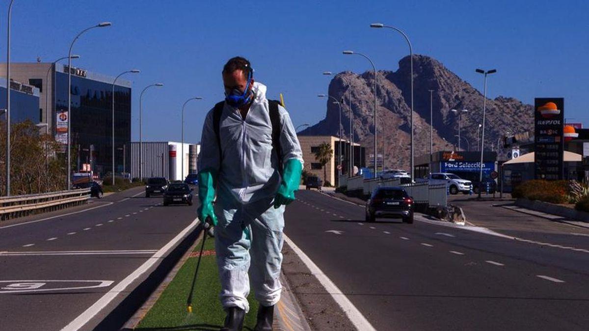 La conservación de un  kilómetro de autovía cuesta 80.000 euros al año