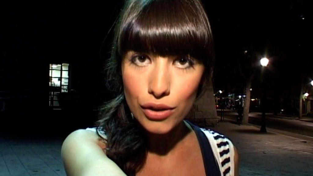 Ares Teixidó debutó como reportera en Telecinco
