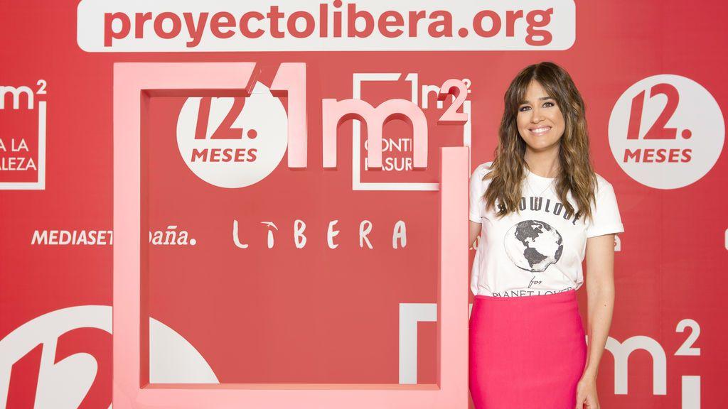 Mediaset España renueva la campaña con el Proyecto LIBERA '12 Meses Contra la Basuraleza' con un llamamiento a la acción de Isabel Jiménez y Santi Millán para liberar la naturaleza de basura