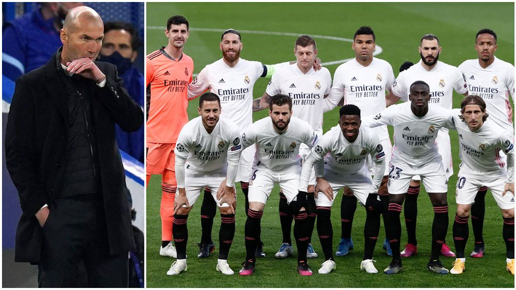 Sergio Ramos y Hazard fueron los dos grandes señalados ante el Chelsea.