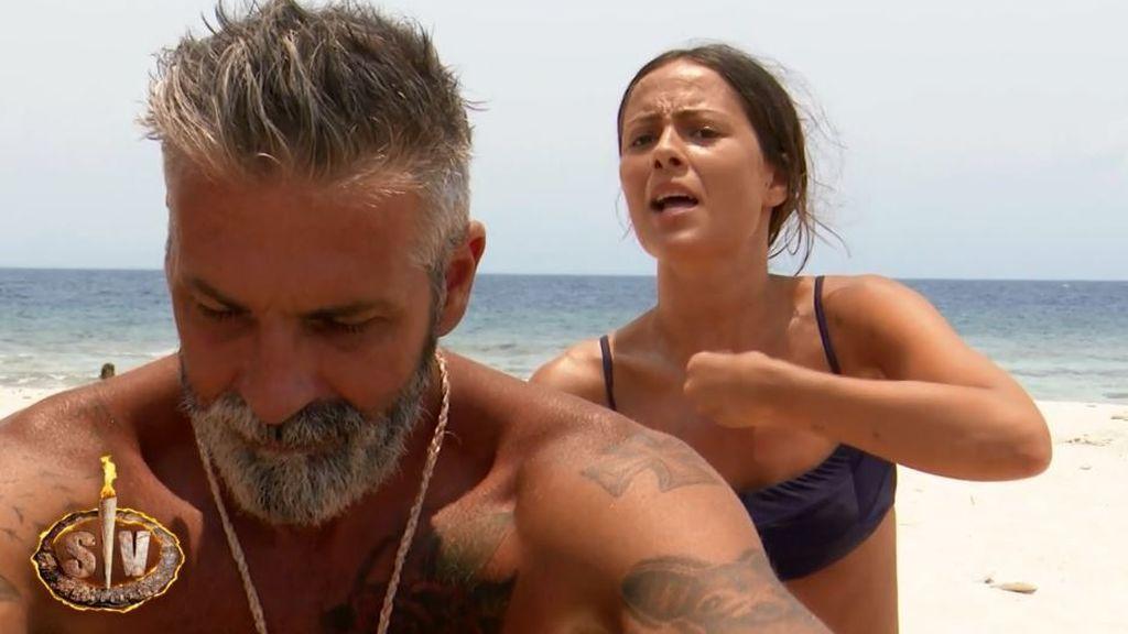 Marta y Melyssa protagonizan el enfrentamiento más tenso de 'SV 2021'