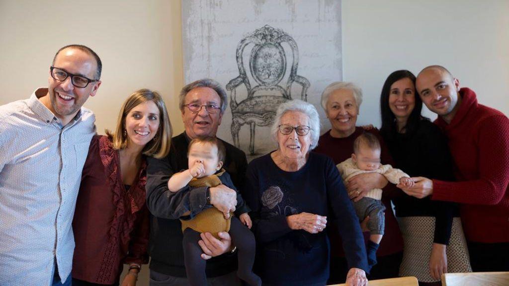 Familia de Xavier Ollé, recuperado de covid
