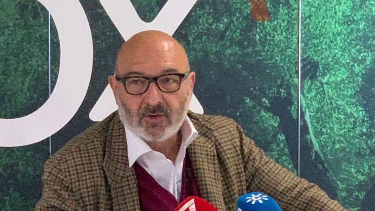 Vox destituye a su portavoz en Andalucía ante la posibilidad de un adelanto electoral