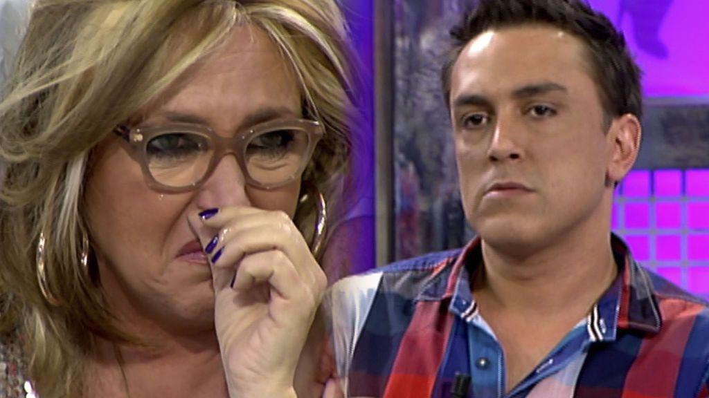 Kiko Hernández y Lydia Lozano discutieron por Marta López
