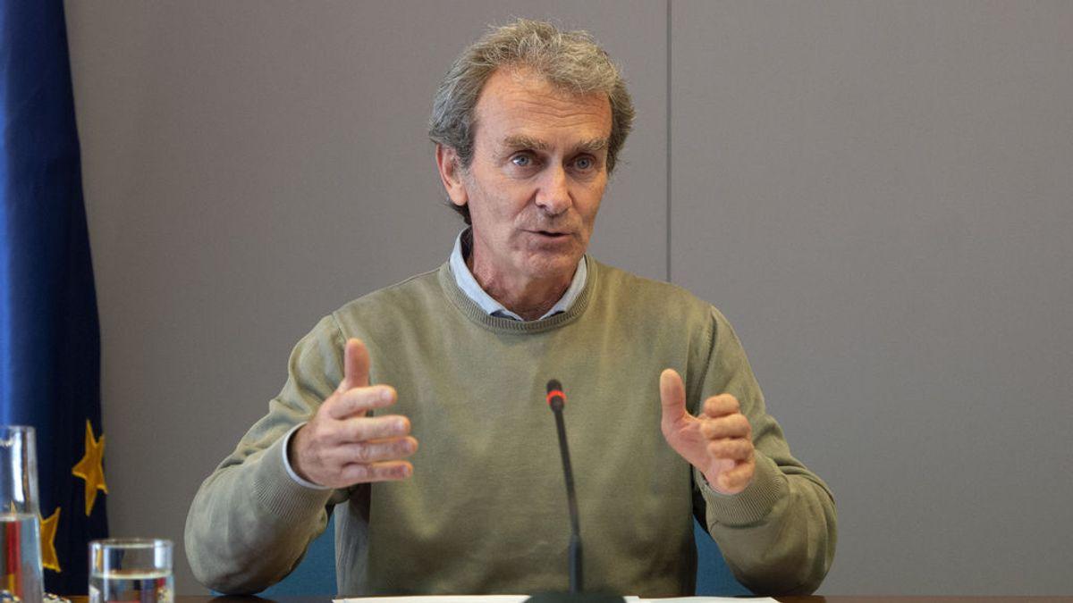 Simón asegura que España ha superado el pico de ingresados en UCI