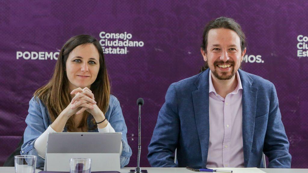 La ministra Ione Belarra se perfila como sucesora de Pablo Iglesias al frente de Unidas Podemos
