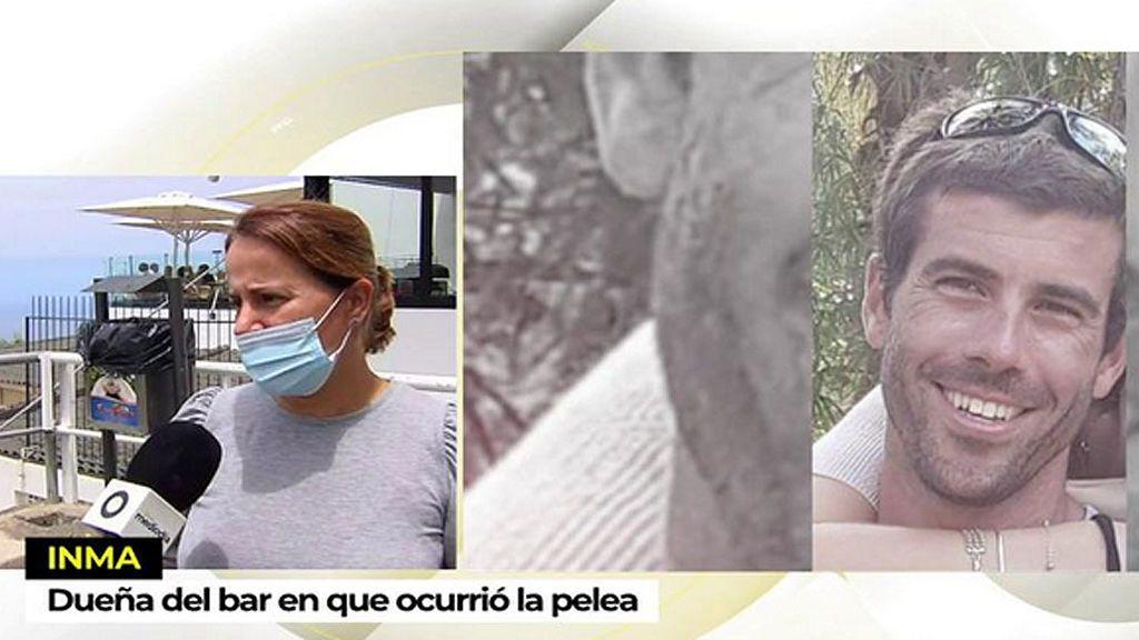 Tomás Gimeno agredió a su exmujer públicamente el pasado mes de noviembre, según una testigo de los hechos