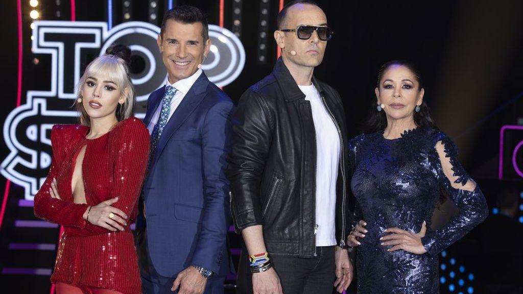 Javián, Brequette, la hija de Raquel Revuelta, Mikel Herzog (hijo) y la nieta de Bebo Valdés, entre los primeros aspirantes a 'Top Stars'