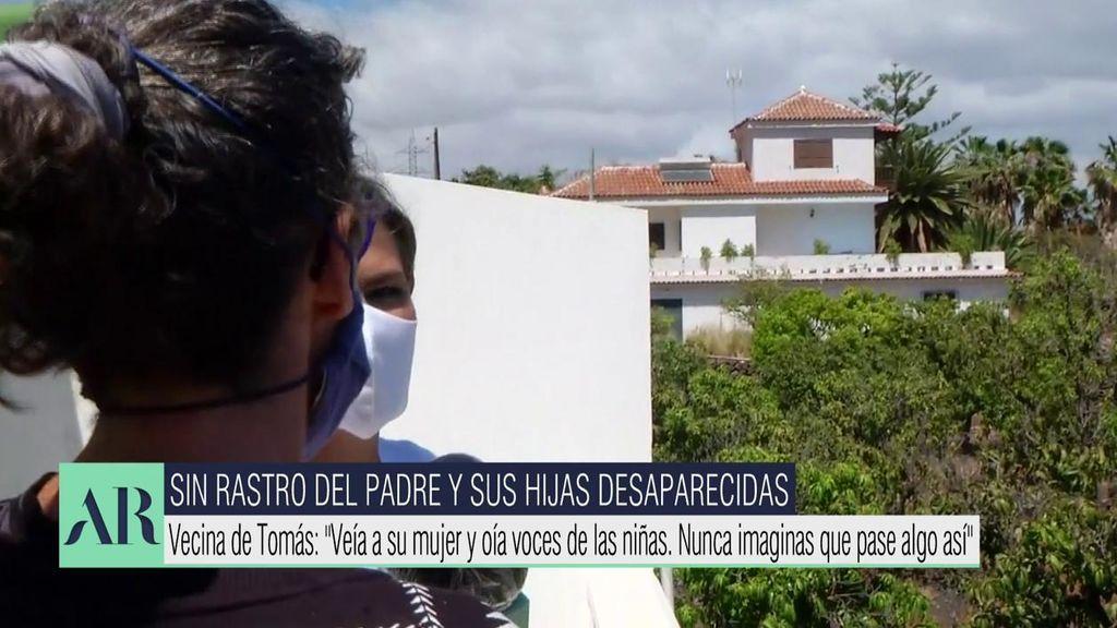 """La vecina de Tomás Gimeno confiesa que """"veía a la mujer y escuchaba a las niñas"""""""