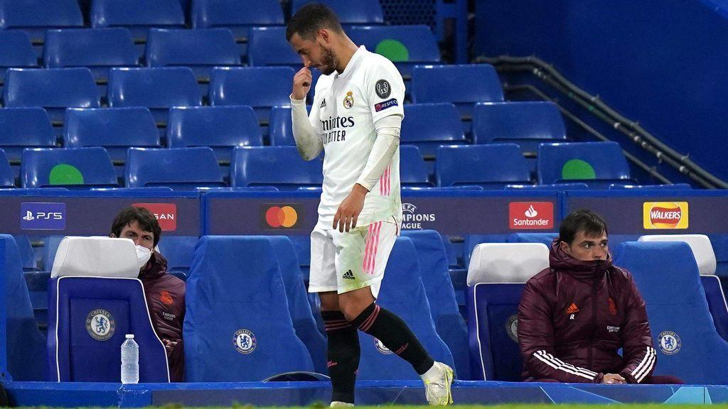 """Zidane saca la cara por Hazard en medio de toda la polémica: """"Tiene que recuperar su confianza"""""""