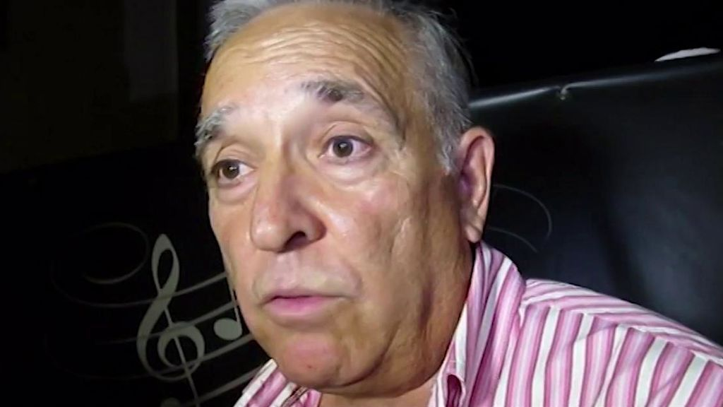 José Antonio, marido de Gloria Mohedano